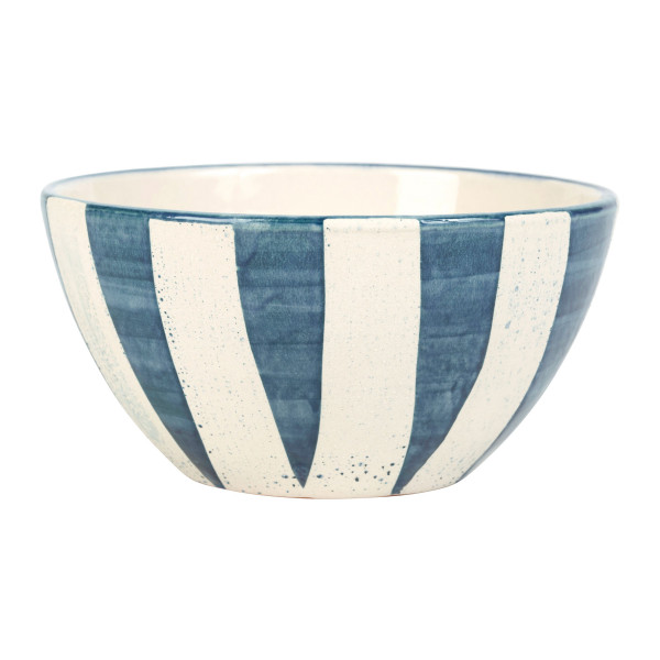 Cote-table-Salatschuessel-Baobali-23-cm blauweiss