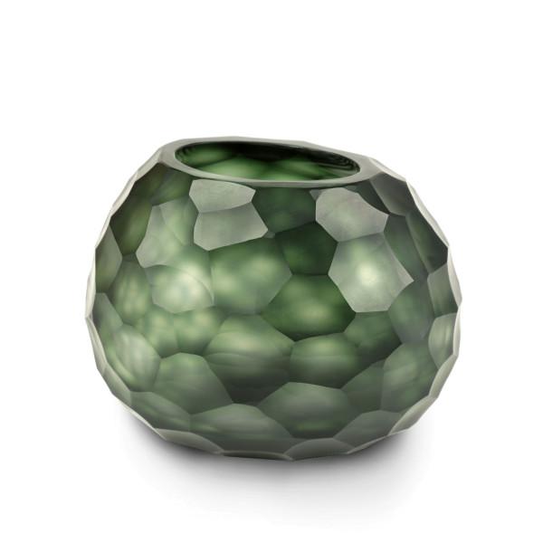 Guaxs Vase Somba S -light-steelgrey-black-steelgrey