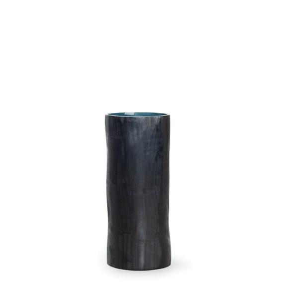 Guaxs Vase Tube S Farbe darkindigo