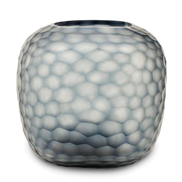 Guaxs Vase Somba L-oceanblue-indigo