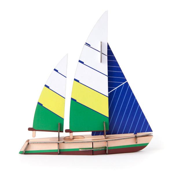 Klassisches Spiel-Boot Beaufort