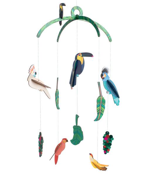 Mobile Tropenvögel