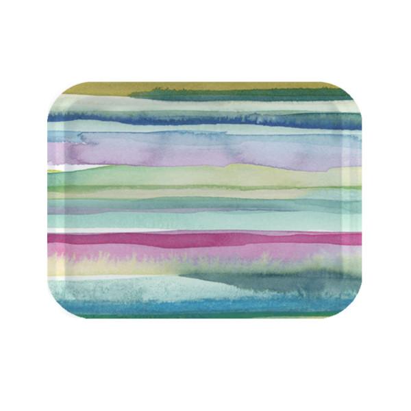 Bluebellgray-Tablett-Lomond 27 x 20 cm, Birkenholz