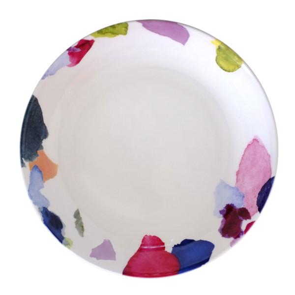 Geschirr Abstract, Pastateller ø 22 cm H 4cm, 4er Set