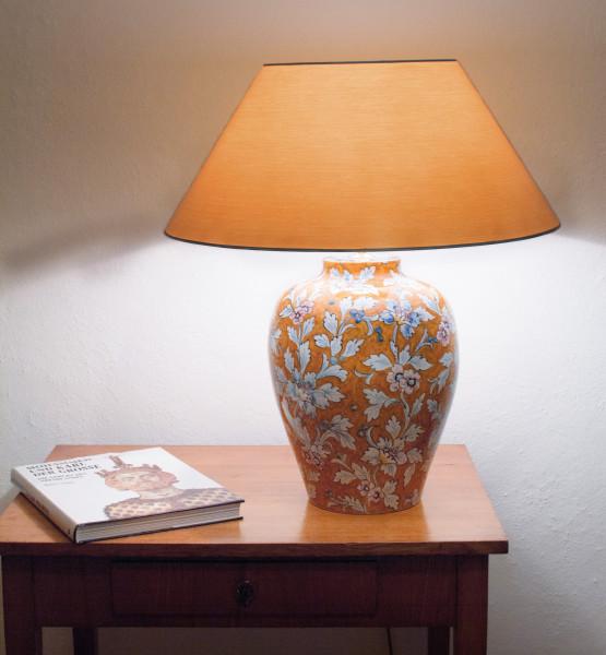 Tischlampe Orientale Arancio 52 cm
